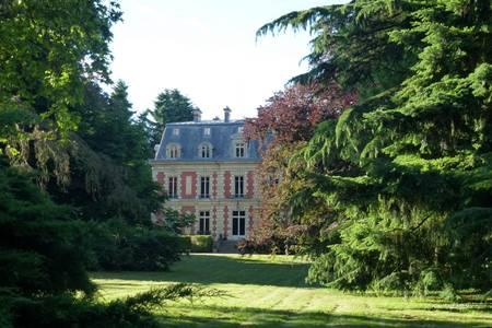 Château Et Orangerie De Châtenay, Salle de location Châtenay-en-France  #0