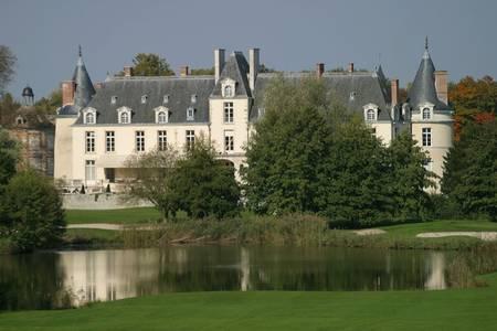 Château Golf & Spa D'Augerville, Salle de location Augerville-la-Rivière  #0