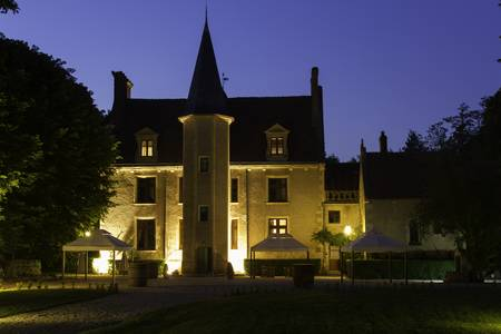 Château-Hôtel Le Sallay, Salle de location Saincaize-Meauce  #0