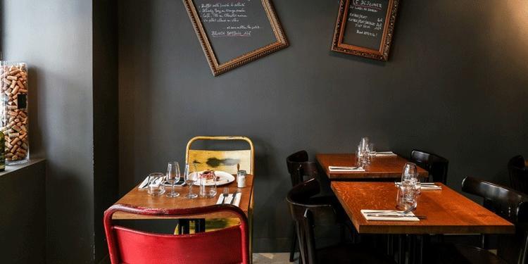 Viola, Restaurant Paris Batignolles #1