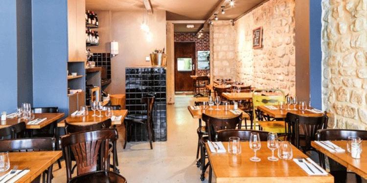 Viola, Restaurant Paris Batignolles #3
