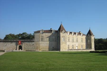 Château Royal De Cazeneuve, Salle de location Préchac  #0