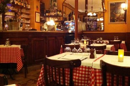 Chez Fred, Restaurant Paris Ternes #0