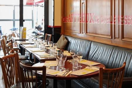 Chez Ma Belle Mère, Restaurant Paris Bel-Air  #0