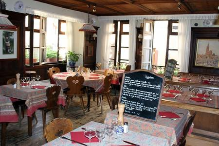 Chez Yvonne, Salle de location Strasbourg  #0