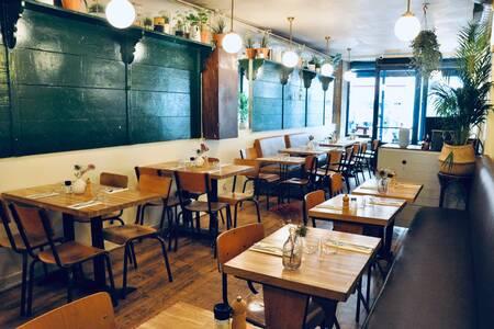 La Mercerie Oberkampf, Bar Paris Oberkampf #0