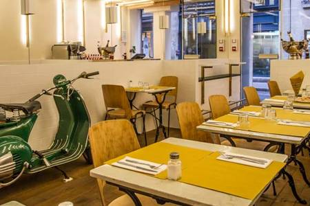 MiPi, Restaurant Paris Opéra #0
