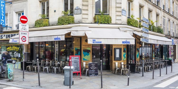 Le Mondial, Bar Paris Château d'Eau #0