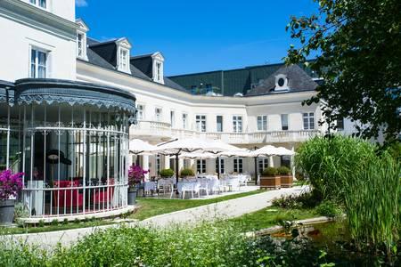 Château Belmont The Crest Collection (ex : Clarion Hôtel Château Belmont Tours), Salle de location Tours Tours #0