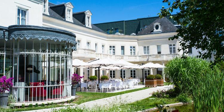 Clarion Hôtel Château Belmont Tours, Salle de location Tours Tours #0