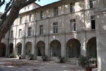 Cloître Saint-Louis, Salle de location Avignon  #0