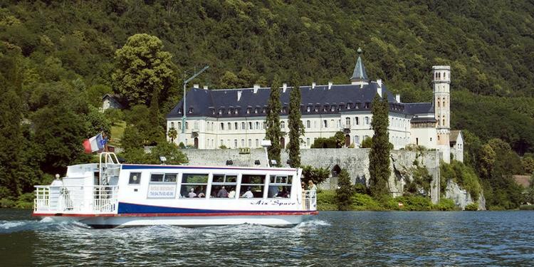 Compagnie Des Bateaux Du Lac Du Bourget Et Du Haut-Rhône, Salle de location Aix-les-Bains  #0