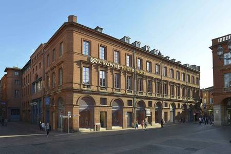 Crowne Plaza Toulouse - Alliance Hospitality, Salle de location Toulouse  #0