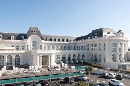 Cures Marines Trouville Hotel Thalasso & Spa-Mgallery Collection, Salle de location Trouville-sur-Mer  #0