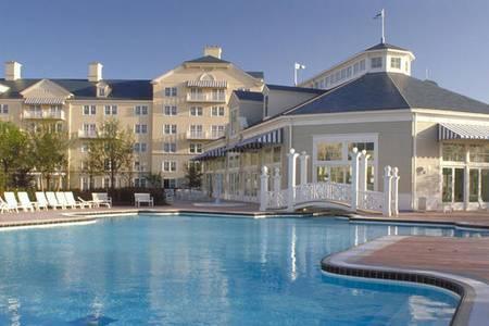 Disney'S Newport Bay Club®, Salle de location Coupvray  #0