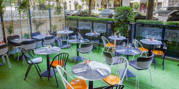 Le Renoma Café Gallery, Bar Paris Triangle d'Or #0