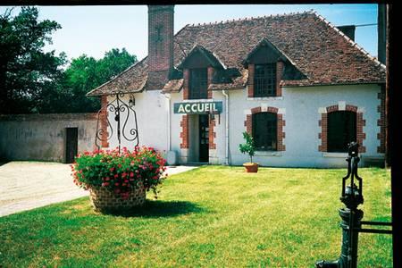 Domaine De Fondjouan, Salle de location Mur-de-Sologne  #0