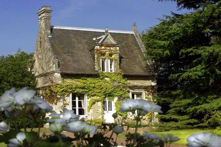 Domaine De La Tortinière - Château Hôtel, Salle de location Veigné  #0