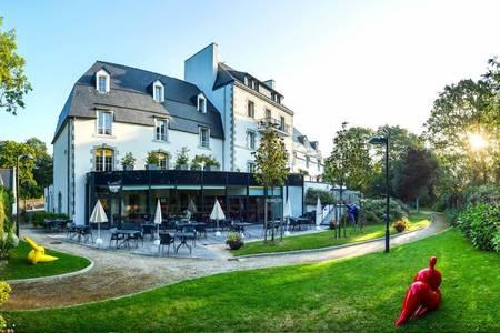 Domaine De Pont-Aven Art Gallery Resort, Salle de location Pont-Aven  #0