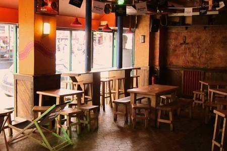 Café Oz Blanche (FERMÉ), Bar Paris Pigalle #0