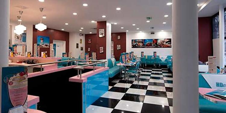 HD Diner Gare de l'Est, Bar Paris Gare de l'Est #0