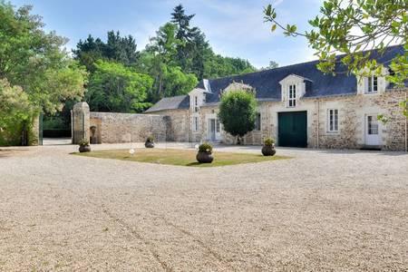 Domaine Du Chalonge, Salle de location Héric  #0