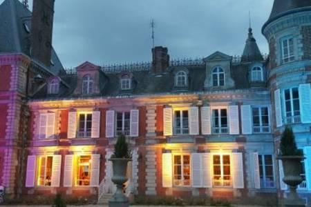 Domaine Du Chateau De La Plumasserie, Salle de location Fontenay-Trésigny  #0