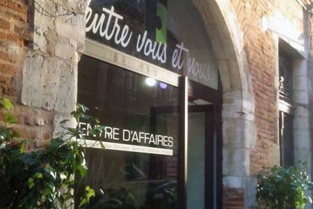 Entre Vous Et Nous, Salle de location Toulouse  #0