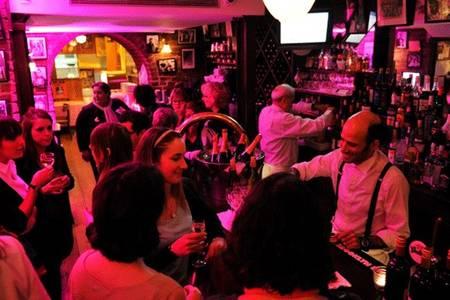Joe Allen, Bar Paris Châtelet #0