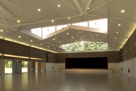 Espace Agora Alpilles, Salle de location Maussane-les-Alpilles  #0