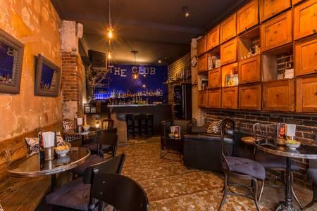 The Club, Bar Paris Invalides #0
