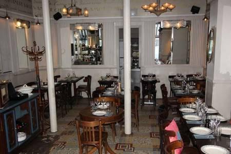 Restaurant Albert, Restaurant Paris Pigalle #0