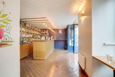 Les Justes, Bar Paris Pigalle #0