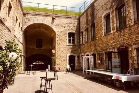 Fort Pélissier - Fort Aventure - Fort Event, Salle de location Bainville-sur-Madon  #0