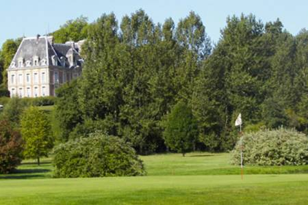 Golf De Saint-Saëns Et Hôtel, Salle de location Saint-Saëns  #0