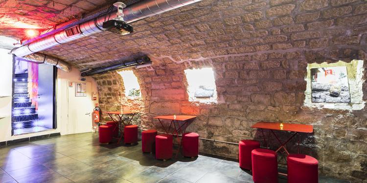 Le Macareux (privatisation complète), Salle de location Paris Sentier #0