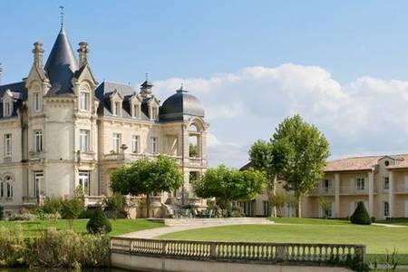 Grand Barrail, Salle de location Saint-Émilion  #0