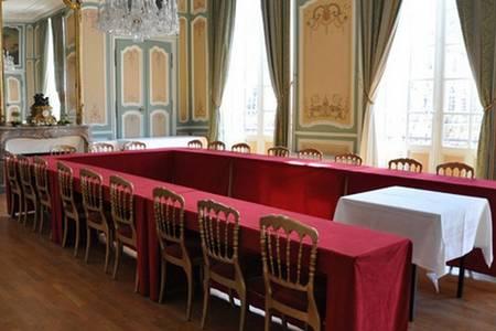 Grand Hôtel De La Reine, Salle de location Nancy  #0