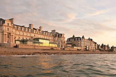 Grand Hôtel Des Thermes, Salle de location Saint-Malo  #0