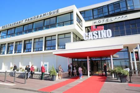 Grand Hôtel Du Casino Dieppe - Groupe Partouche, Salle de location Dieppe  #0
