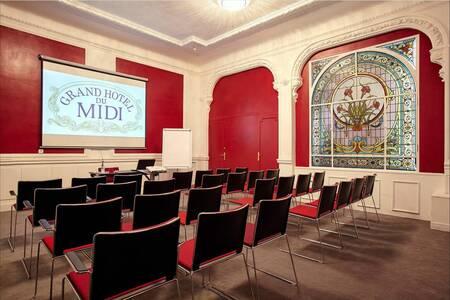 Grand Hôtel du Midi, Salle de location Montpellier Montpellier #0