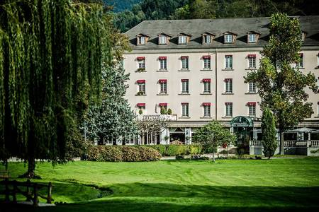 Grand Hôtel Restaurant Les Terrasses, Salle de location Saint-Martin-d'Uriage  #0