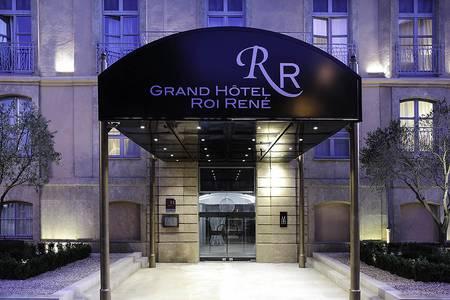 Grand Hôtel Roi René Aix En Provence Centre Mgallery Collection, Salle de location Aix-en-Provence  #0