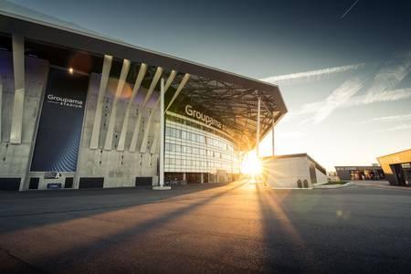 Groupama Stadium, Salle de location Décines-Charpieu  #0