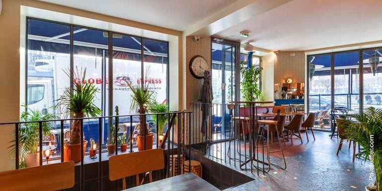 La Seine Café, Bar Paris Bastille #0
