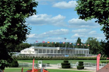 Hippodrome D'Enghien-Soisy, Salle de location Soisy-sous-Montmorency  #0