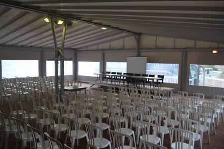 Hippodrome De Clairefontaine, Salle de location Tourgéville  #0