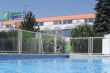 Holiday Inn Express Strasbourg - Sud, Salle de location Geispolsheim  #0