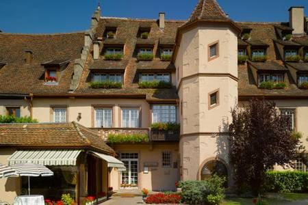 Hostellerie Abbaye La Pommeraie, Salle de location Sélestat  #0