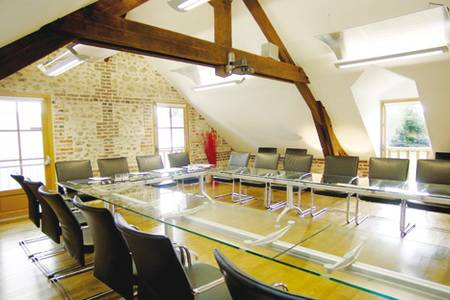 Hostellerie De La Hauquerie - Chevotel, Salle de location Quetteville  #0